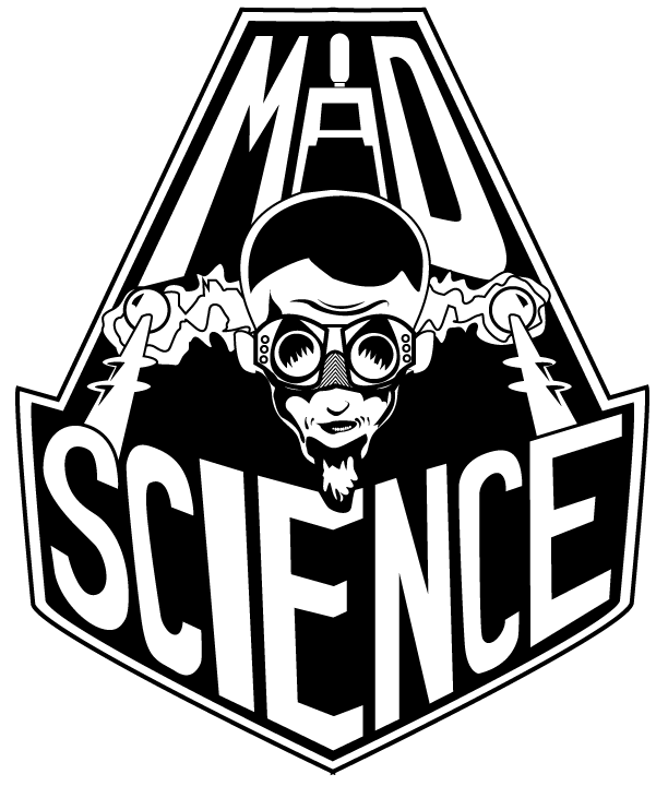 Mad Science Branding