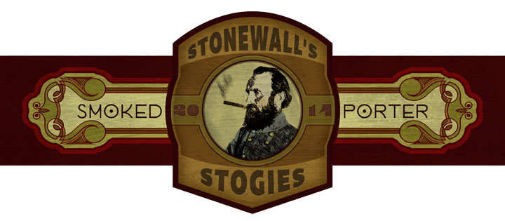 Stonewall Stogie's Label