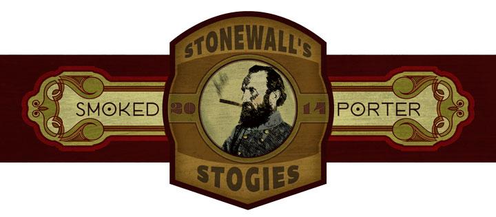 Stonewall Stogie's Label