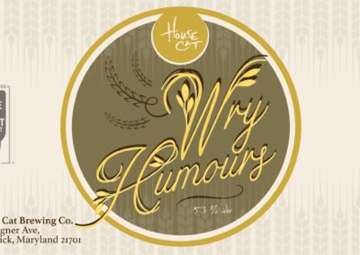 House Cat – Wry Humours Label