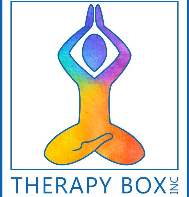 Therapy Box Logo