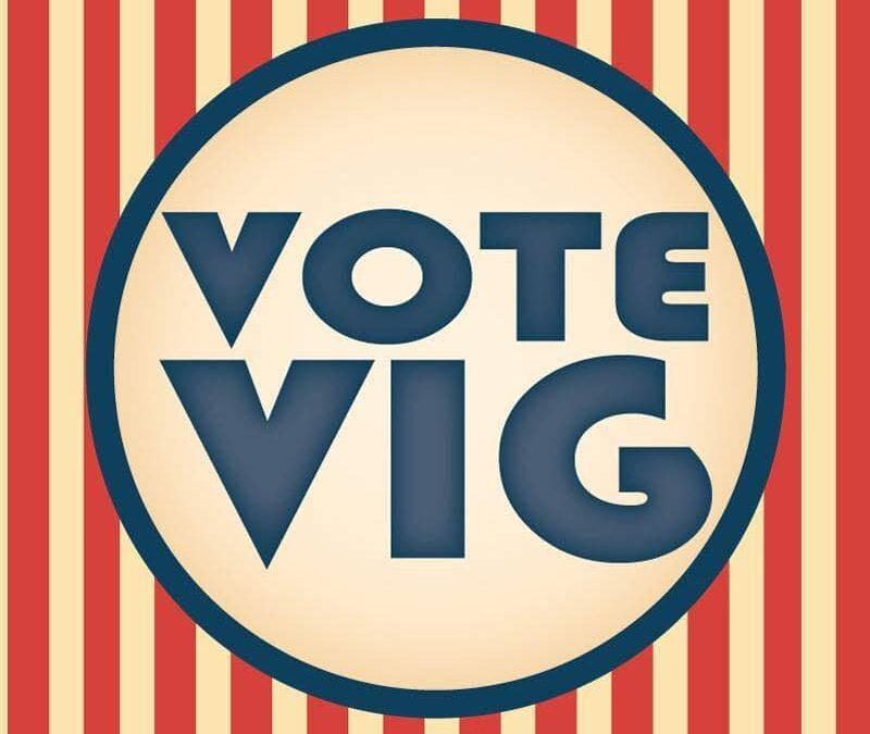 Vote Vig! Campaign